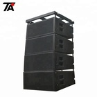 3 way sound system outdoor speaker active line array