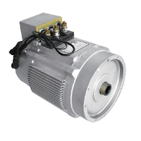 5kW 60V Traction Motor 6 : 1 Ratio Gearbox Hybrid Car Conversion Kit