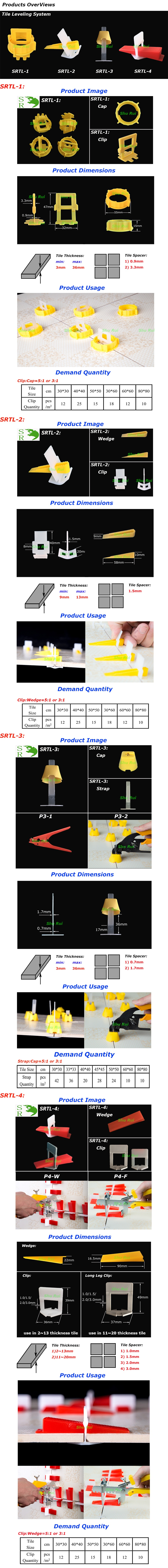 Plastic tile leveling system clips and wedges ceramic leveling plastic tile leveling system clips and wedges ceramic leveling install tools lippage leveling spacer dailygadgetfo Images