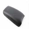 Black Gray Beige Leather Car Console Lid Armrest Cover For Honda Civic 06-09 Armrest Cover Center Console
