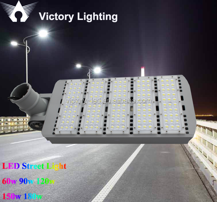 LED Street Lamps High bright 85-265V 40W industrial lighting street ip65 with Epistar LED 45 mil Pure White waterproof