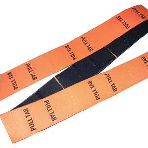 High quality Custom 100% Polyester double sided Jacquard Ribbon