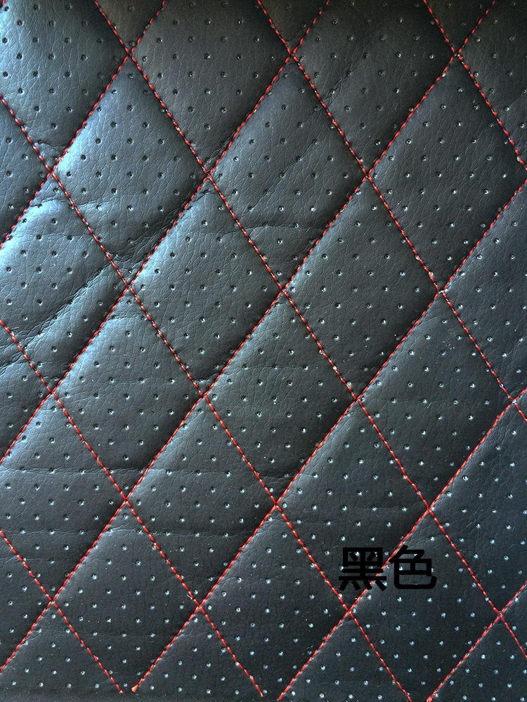 Alcantara Fabric Furniture Pu Leather Perforated