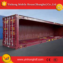 Low price fast assembly foam modular home house for classrooms, hotel, villa, carport, etc