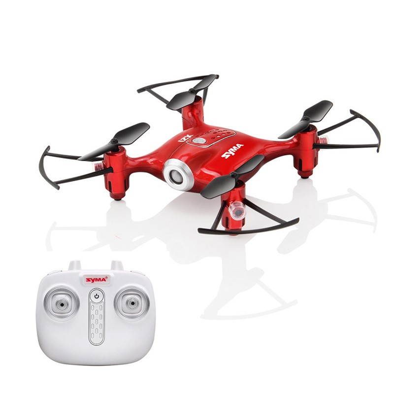 Newest Original Syma X21 drone mini 2.4G 4CH 6Aixs Headless Mode Altitude Hold Mode 3D Flip Quadcopter drone RTF Smart Kids toy