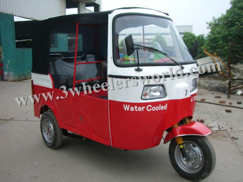 2 Stroke 145 45cc Petrol Fuel Compace 4s Tvs King Three Wheeler Bajaj  Tricycle Made In India - Buy Tvs King Three Wheeler Bajaj Tricycle Product  on