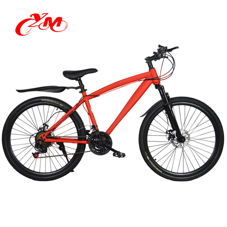 "26 ""Wielmaat stalen frame materiaal 21 speed Mountainbike Fabrikant/full suspension mountainbike/bicicletas mountain fiets CE"