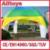 advertise inflatable tent in spider legs shape inflatable party tent