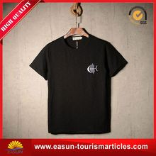 embroidered t shirt t-shirt blank oem t shirt factory directly