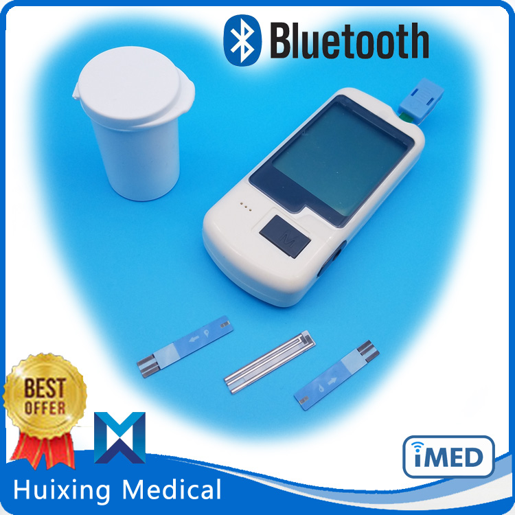 High quality and cheap price blood less glucometer