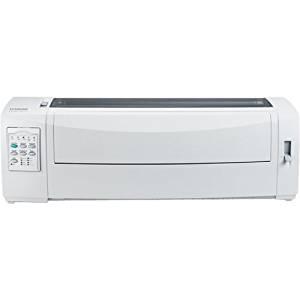 """Lexmark Forms Printer 2500 2591N+ Dot Matrix Printer . Monochrome . 24. Pin 136 . Column . 556 Cps Mono . 360 X 360 Dpi . Usb . Fast Ethernet """"Product Type: Printers/Dot Matrix Printers"""""""