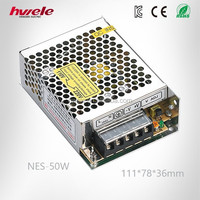 NES-50W AC 100V-240V to DC 12V 4.2A 50W Voltage Transformer Switch Power Supply