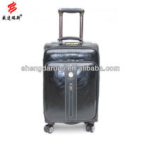 best sale good quality cheap classic old looking 4 pieces luggage sets