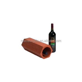 Novelty Terracotta Single Bottle Wine Rack Buy Casier A Vin De Bouteille Simple En Terre Cuite Casier A Vin De Bouteille Simple Nouveaute En Terre Cuite Casier A Vin De Bouteille Simple Product