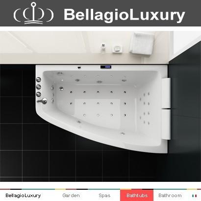 2 personen massagewanne innen whirlpool extra gro e whirlpool badewanne badewanne produkt id. Black Bedroom Furniture Sets. Home Design Ideas