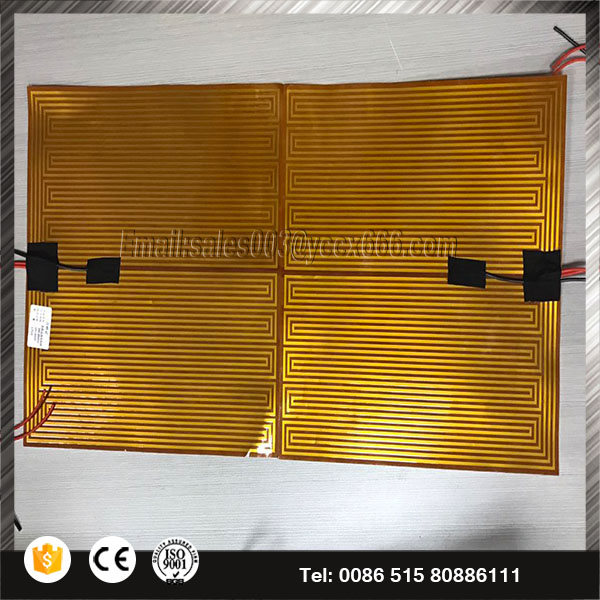 Any Shape Infrared Heating Element Polyimide Foil Film Heater