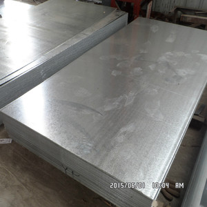 1.1mm thick galvanized steel sheet