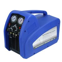 RECO520D China 1HP Dual Voltage car AC R410 refrigerant recovery unit machine