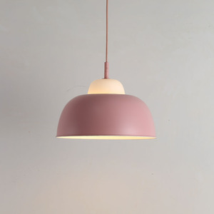 yellow pink bucket cover muti color mini indian pendant light fixtures