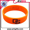2015popular gifts and china supplier chrismas gift kids silicone wristbands with no minimum order