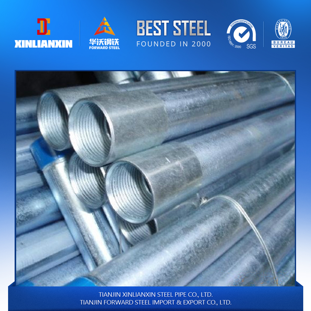 Alibaba Best Supplier! ! ! Hot Dip galvanized steel pipe