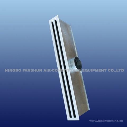 Air Ventilation Linear Slot Diffuser With Plenum Box Buy