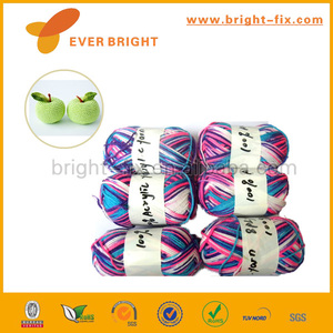 hand knitting sisal yarn