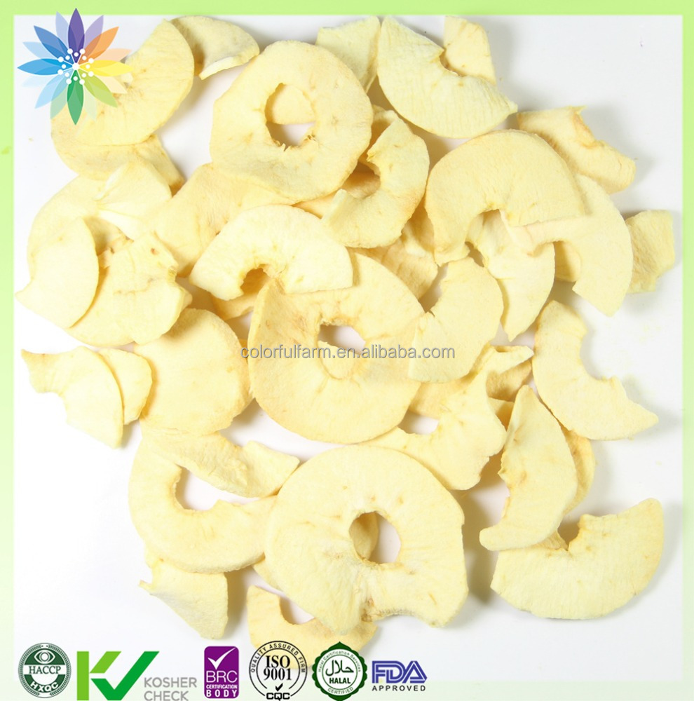 freeze dried apple chips