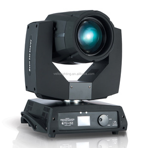 Vello 230w sharpy 7r beam moving head lighting price Noble Beam 230