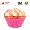 ODM&OEM Eco-friendly Silicone Baking Muffin Cups/Cupcake Liners