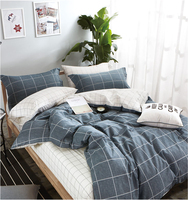 China cheap white bedding set best quality