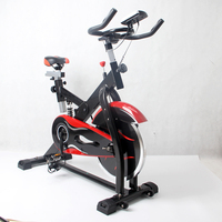 Cardio Fitness Workout Weight Loss exercise bike Body Exercise Trainer Home Cycling Machine Spin Bike