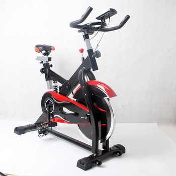 Cardio fitness workout weight loss exercise bike body exercise