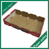 FRESH FRUIT AND VEGETABLE CORRUGATED DIAPLAY BOX