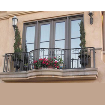 Top Selling Hand Forged Simple Balcony Railing Designs Buy Used