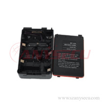 BP-226 Battery Case BP226 Walkie Talkie Ham Two Way Radio Police Radio Battery Case for IC OM IC-V85 IC-F50 IC-F60