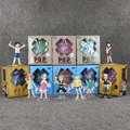 ONE PIECE Childhood Figure Japanese Anime LUFFY ZORO ROBIN NAMI Franky SANJI USOPP Action Figures Kids