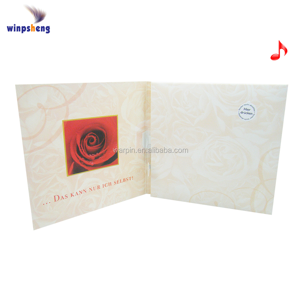 Recordable Audio Greeting Cards - Buy Recordable Audio Greeting ...