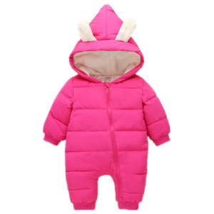 Children's Cotton Infant Kids Newborn Baby Girl Boy Snowsuit Rompers Jumpsuit Clothing Clothes for Winter