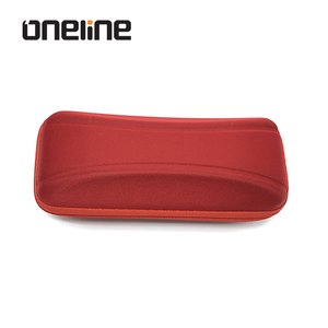 Fashion Foldable Special Design Eva Eyewear Case Zipper Type High Fashion Glasses Case