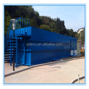 compact MBR sewage treatment plant for industrial and domestic wastewater treatment