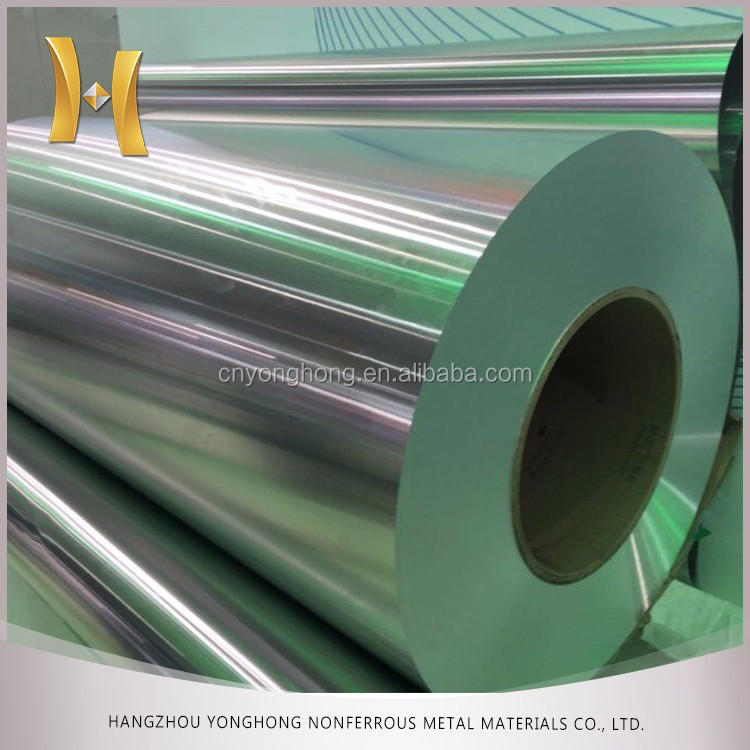 heat exchanger brazing material pe pre coated aluminum coils