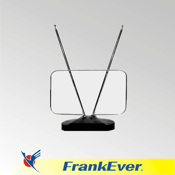 Frankever HDTV digital indoor with high amplifier tv antenna