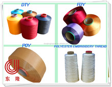 fibre recycle polyester yarn