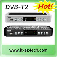 2014 HD DVBT2 Decoder For Tanzania/ DVB-T2 Decoder Tanzania/ DVB T2 Set Top Box for Mongolia
