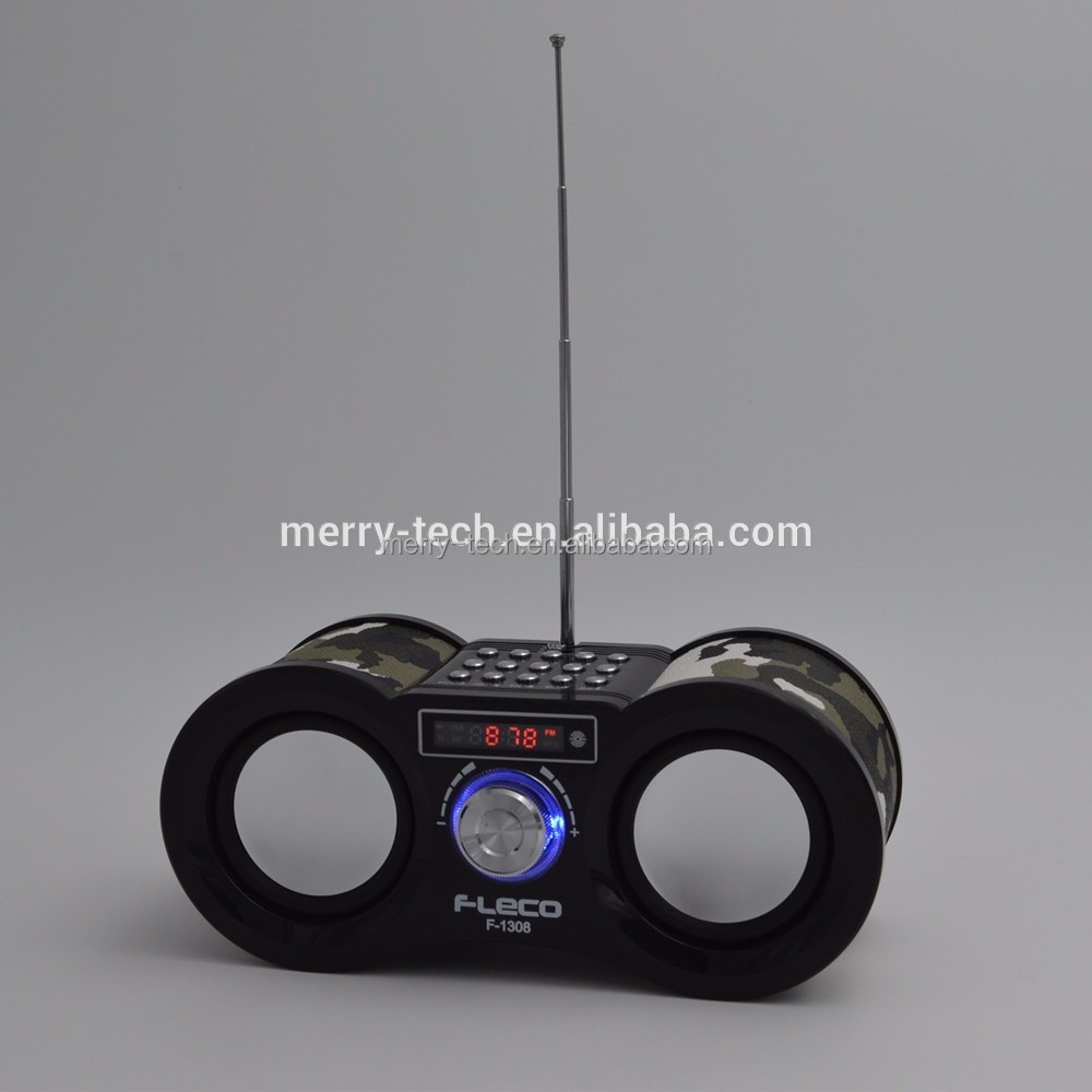 China cheap AM/FM mini radio for home use
