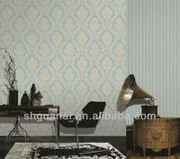 Luxurious non woven wallpaper wallcoverings manufacturer