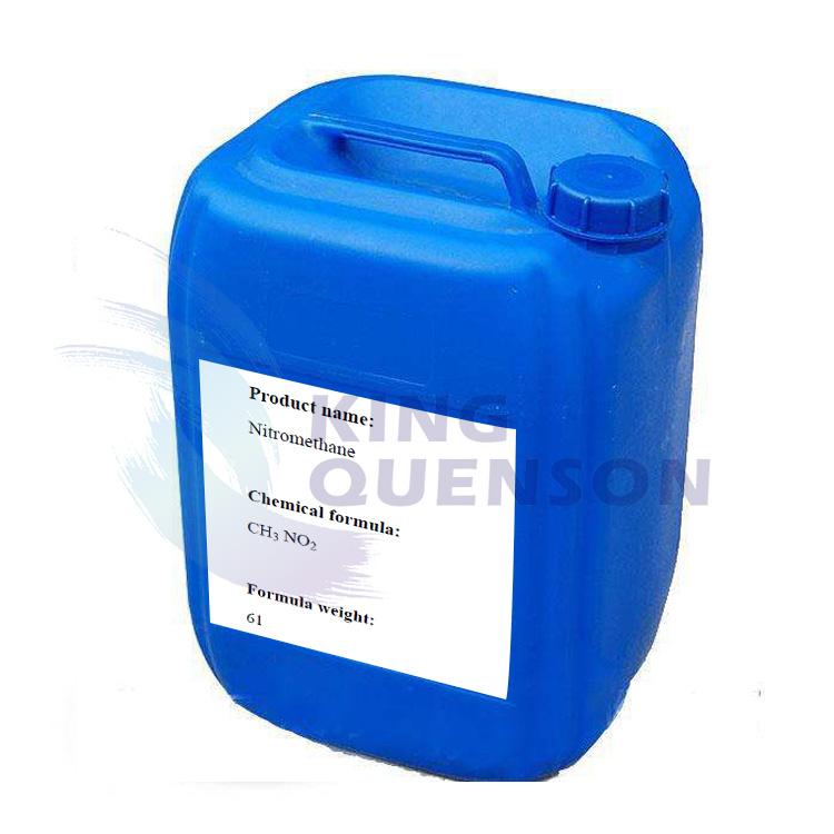 King Quenson Pharmaceutical Intermediates 99% Nitromethane Price