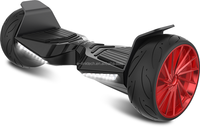 "Original All-Terrain 8.5"" swift Wheels, 800W Motor electric smart balancing board ,UL 2272 ,LG Battery , Bluetooth & APP"