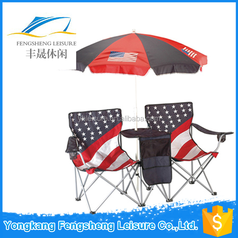 Fold Double Camp Chair Supplieranufacturers At Alibaba